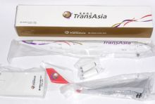 Airbus A330-300 Transasia Airways Taiwan Resin Risesoon Skymarks Model 1:200 JE